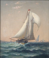 new york harbor by william torgerson
