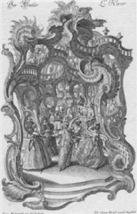 die vier jahreszeiten by jeremias wachsmuth