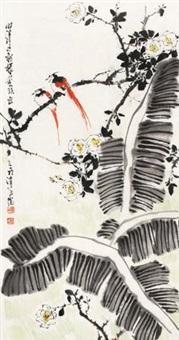 花鸟 by jia baomin
