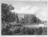 brandenburgische landschaften, parks und herrensitze by heinrich mutzel