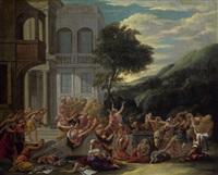 der bethlehemitische kindermord by gerard hoet the elder