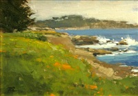 spring in pacific grove by brian blood