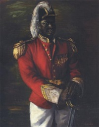 emperor jones by frederick taubes