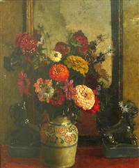summer flowers by charles daniel ward