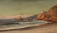 cliff house, san francisco by m.h. llewellyn