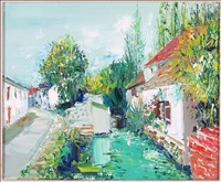 dans le villagge by yolande ardissone