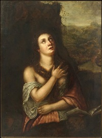portrait of mary magdalene by luca giordano
