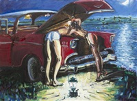 car trouble by jim gingerich