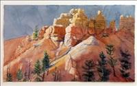 red canyon by merrill mahaffey