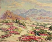 blooming desert by marie b. kendall