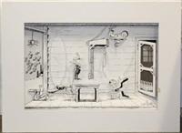 untitled (machine) by reuben lucieus goldberg