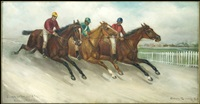 horse racing by gean smith