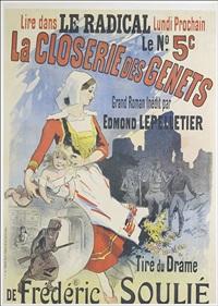 closerie des genets by jules chéret