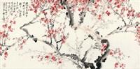 明人诗意图 by jia guangjian