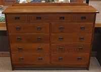 chest of drawers by warren hile