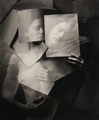 undiscovered self by jerry uelsmann