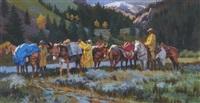 the hunters by art renshaw