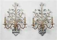 appliquen (pair) by atelier bagues