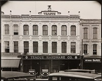 teague hardware co. by walker evans