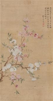 flower by zhou yigui