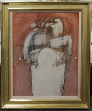 abstract figure by ernest tino trova