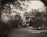 weeks hall, new iberia, louisiana by walker evans
