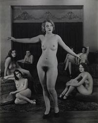 premier nudes (from portfolio, premier nudes) by albert arthur allen