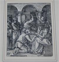 dornenkrönung by albrecht dürer