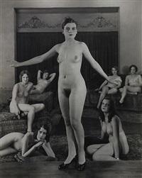 premier nudes (from portfolio premier nudes) by albert arthur allen
