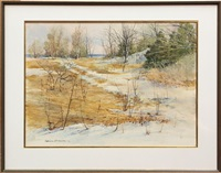 spring thaw by gerhard c.f. miller