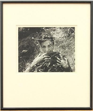 ishvari hamilton by imogen cunningham