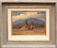 colorado camp by mark geller