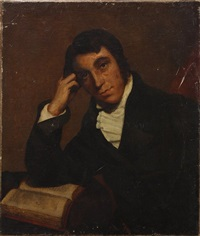 portrait of a young disraeli by british school (19)
