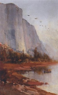 el capitan by edward rufus hill