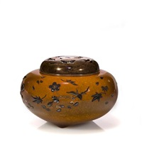 incense burner by toshiaki