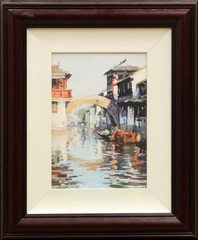 golden creek china by xiaogang zhu