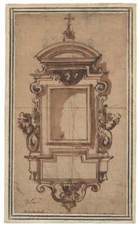 epitaph (design) by cherubino alberti