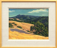 may afternoon, mt. tamalpais by carol peek