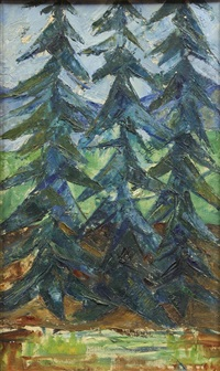 trees by mildred rackley