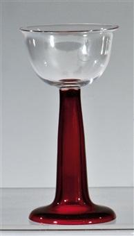 seltenes likörglas by peter behrens