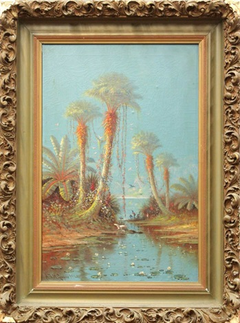 the palms by astley david middleton cooper
