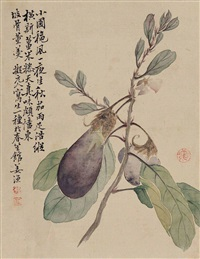 果蔬图 (fruit and vegetable) by jiang yu