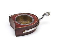 ashtray by hermès and paul dupre-lafon