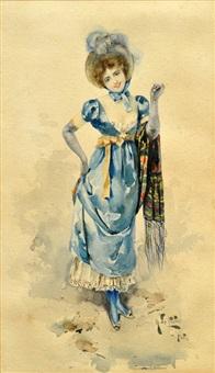 la donna alla moda by arnaldo de lisio