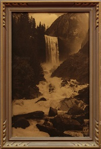 vernal falls by a.c. pillsbury