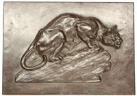 cougar by edward kemeys