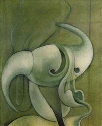 tête d'homme by max ernst