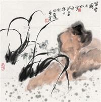 留香图 by feng jinsong