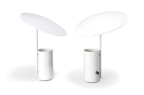 Half nelson table lamps pair by george nelson on artnet half nelson table lamps pair by george nelson aloadofball Image collections