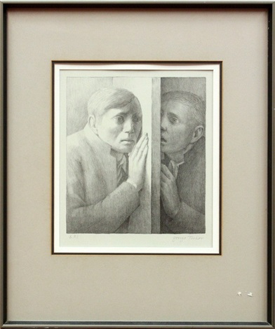 voice by george tooker
